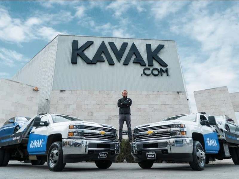 Kavak, la empresa
