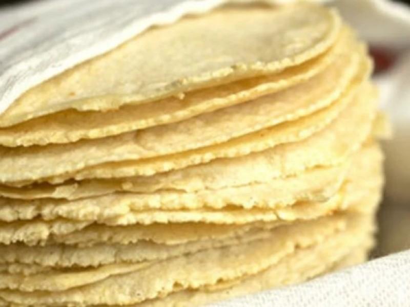 Kilo de tortilla llega hasta 18 pesos en Zacatecas