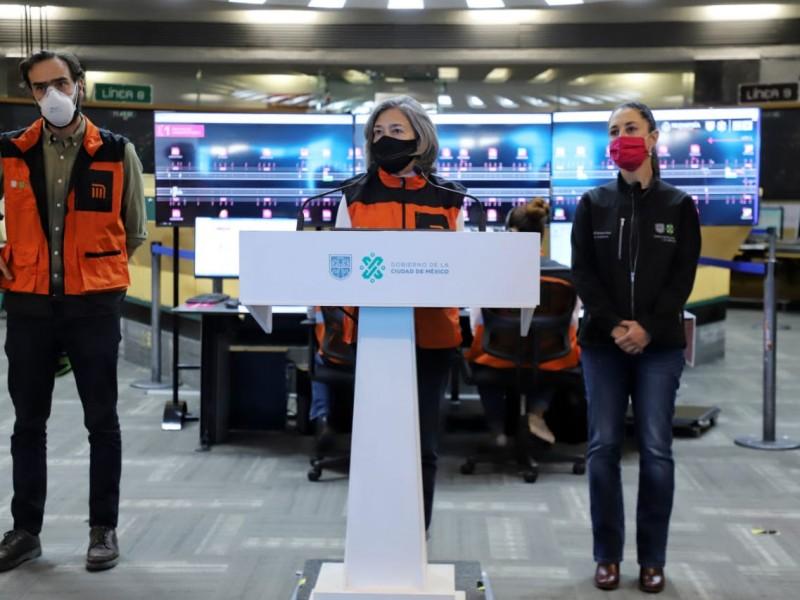 L1 del Metro reabrirá este lunes tras pruebas