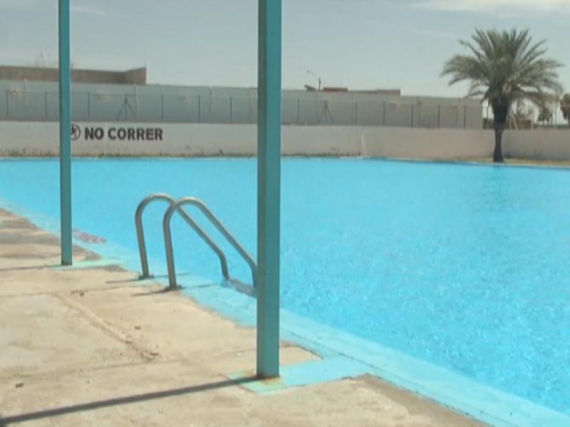 La alberca municipal, permanecerá cerrada el resto del año