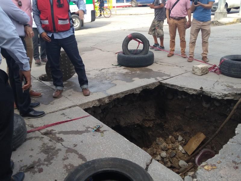 La capital Chiapaneca colapsa por problemas hidráulicos