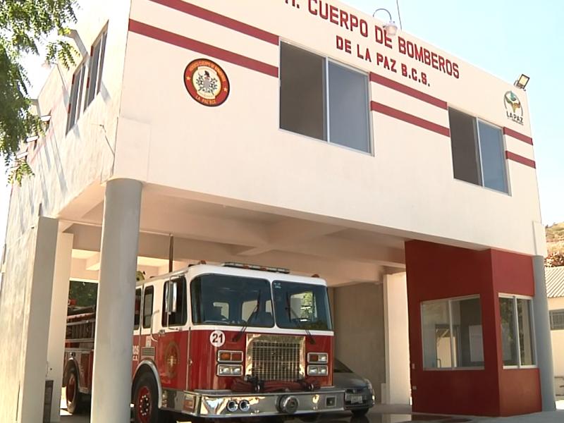 La capital cuenta con nueva subestación de bomberos