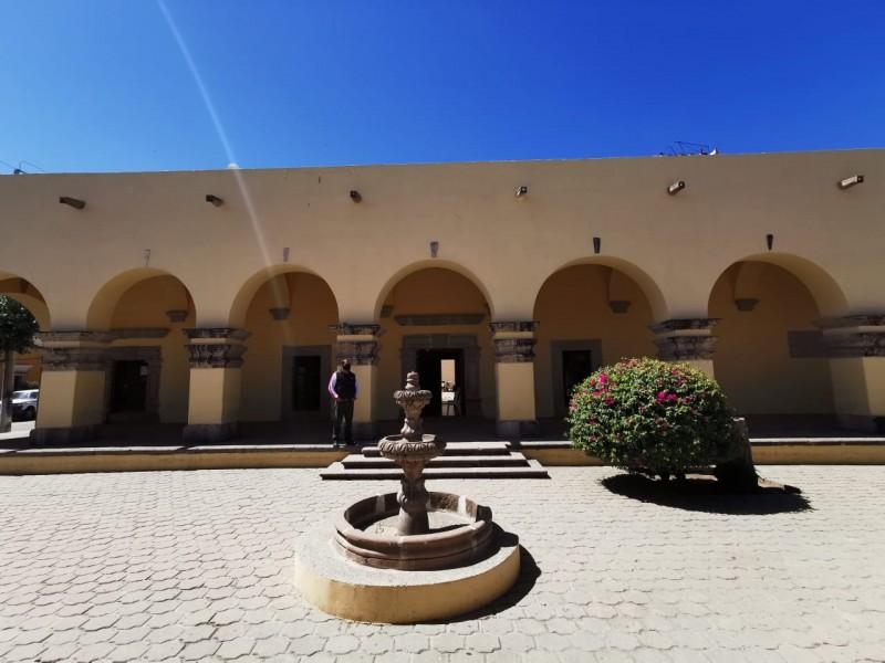 La Casa de la Cultura de El Fuerte, en restauración