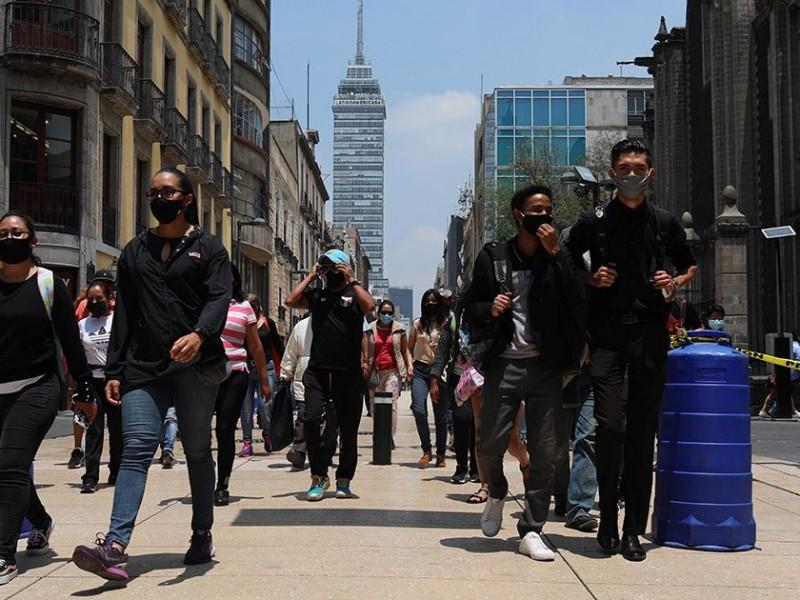 La Ciudad de México pasa a semáforo verde