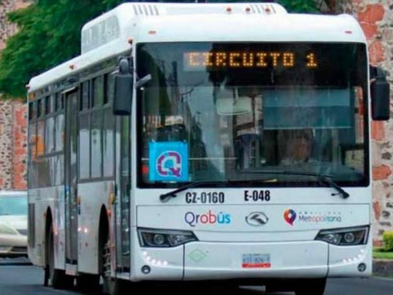 La ciudadanía requiere de un sistema de transporte digno