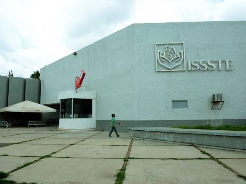 La clínica del ISSSTE en Fresnillo continúa sin recibir premio
