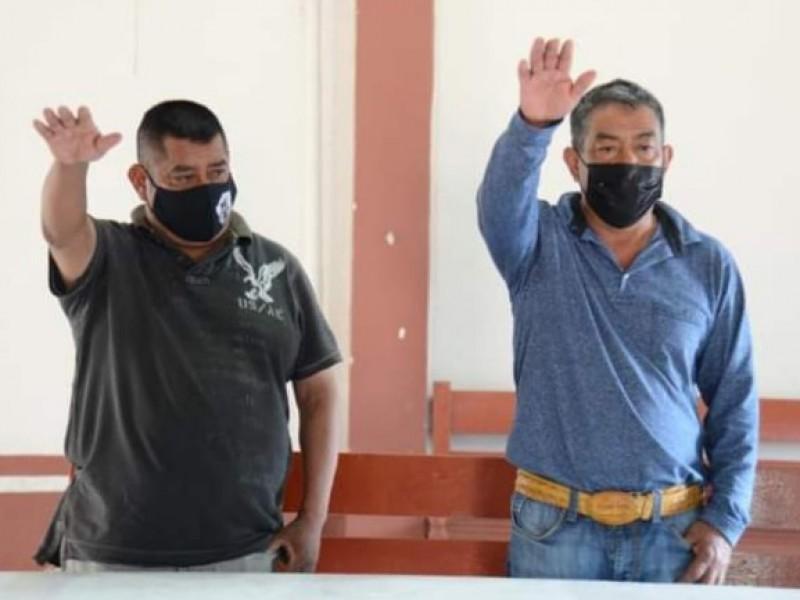 La comunidad indígena de Ichán tienen nuevo Jefe de Tenencia