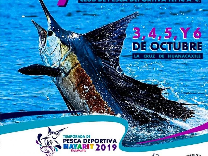 La cruz de Huanacaxtle tendrá torneo de pesca