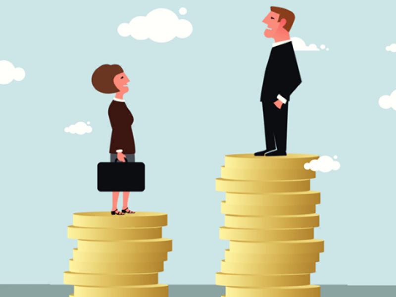 La desigualdad de género también se refleja en el salario