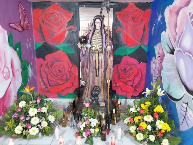 La devoción a la Santa Muerte en la Comarca Lagunera