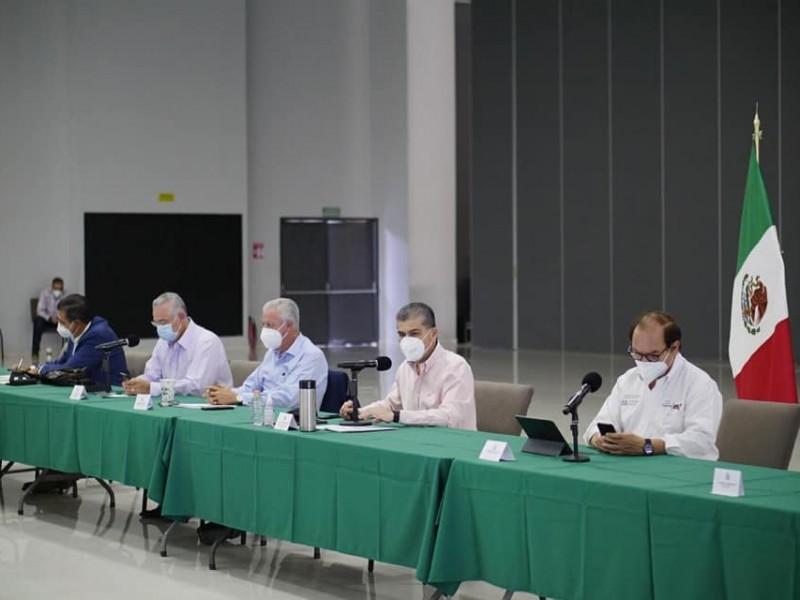 La fase restrictiva en Coahuila ya pasó: Gobernador Riquelme