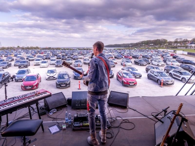 La Feria Torreón podría organizar conciertos para vehículos ante pandemia