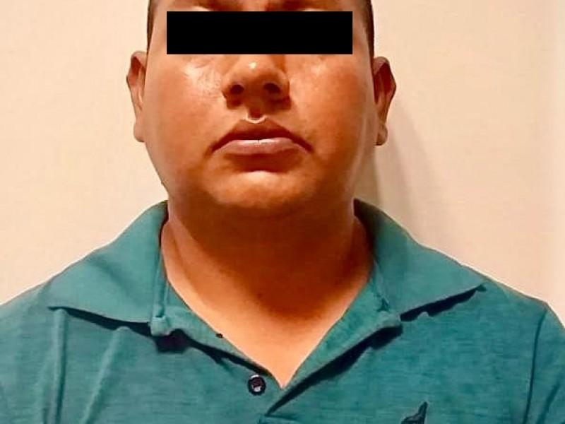 La FGE detiene a presunto secuestrador en Veracruz