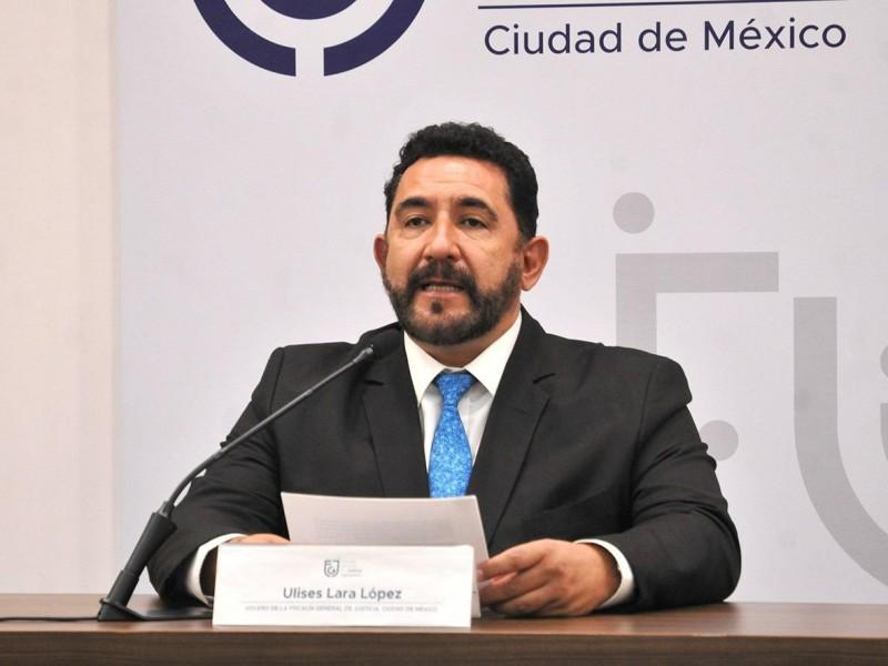 La FGJCDMX solicitará la extradición de Raymundo Collins
