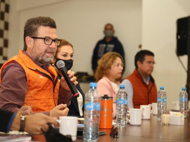 La frontera está viva y vamos a impulsarla: Ricardo Bours