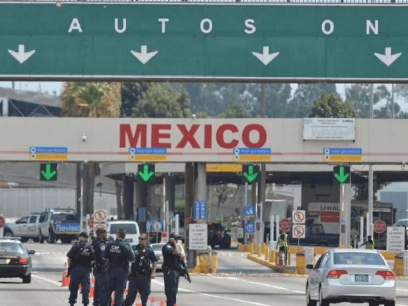 La frontera seguirá cerrada