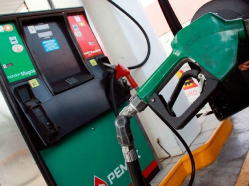 La gasolina más cara se encuentra en Sinaloa