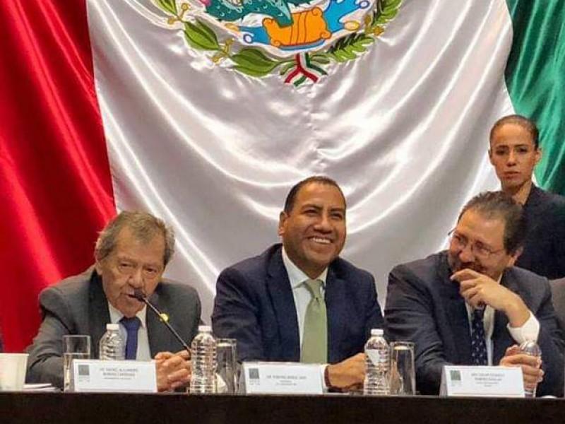 La guardia nacional necesaria para México:ERA
