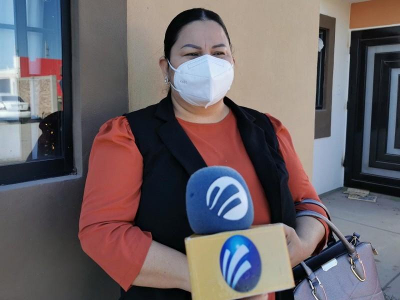 María Isabel, primera en ser vacunada contra el Covid-19