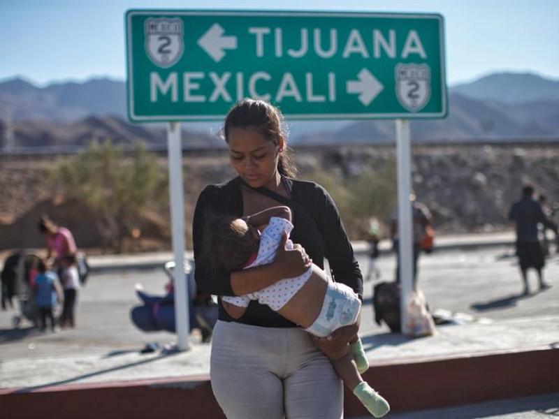 La ilusión migrante se topa con muro