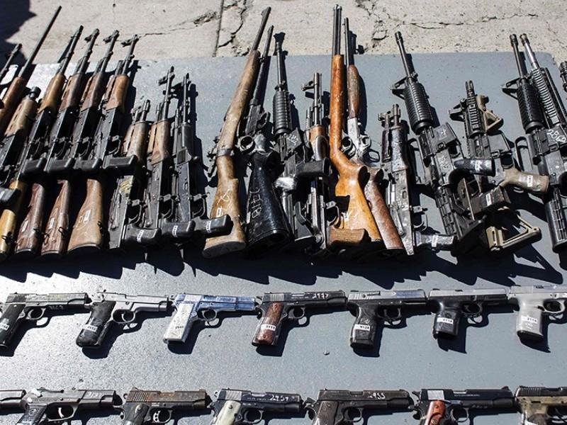 La lucha contra el tráfico de armas en México