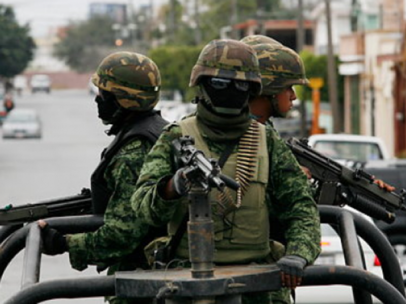📹La militarización en el Senado