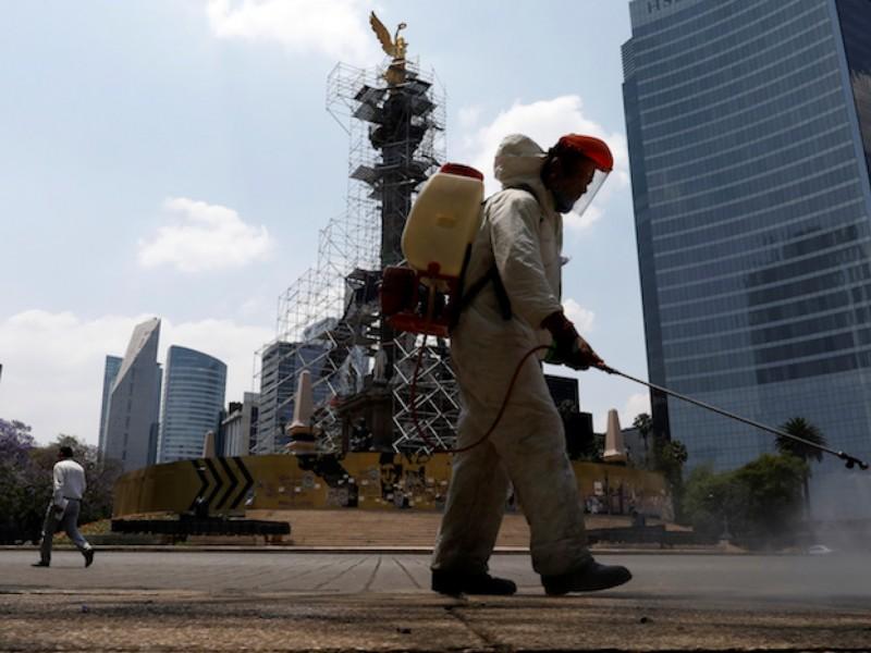 La mitad de México pasa a Semáforo Naranja