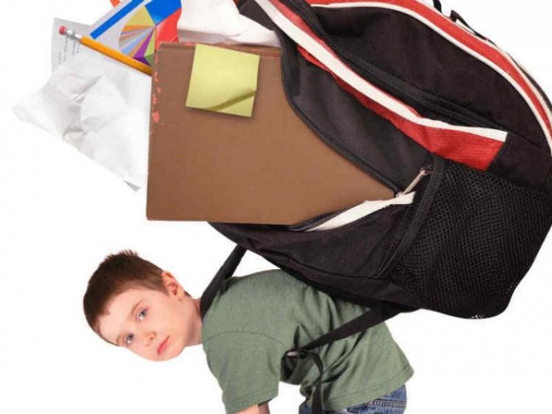 La mochila escolar: ¿saludable o dañina?