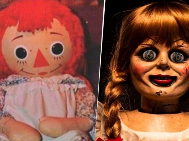 ¿La Muñeca diabólica Annabelle