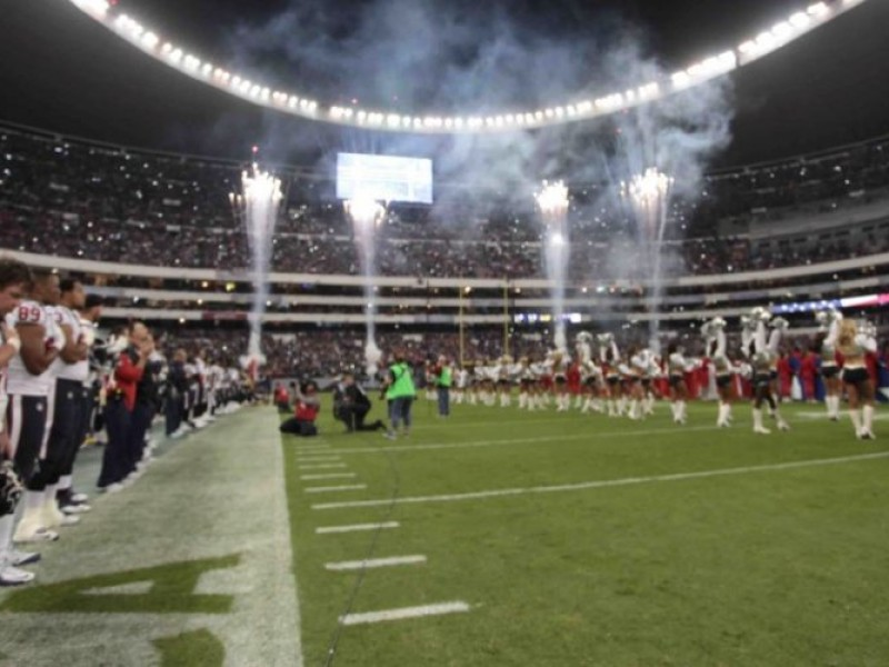 La NFL volverá a México para 2019