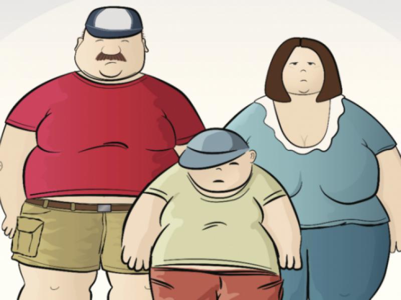La obesidad en pandemia