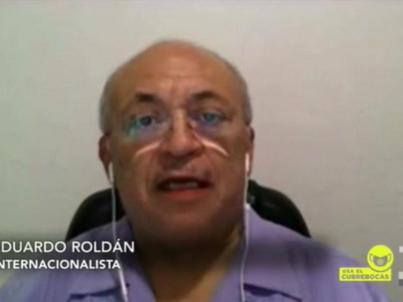 La ONU necesita transformaciones profundas: Eduardo Roldán