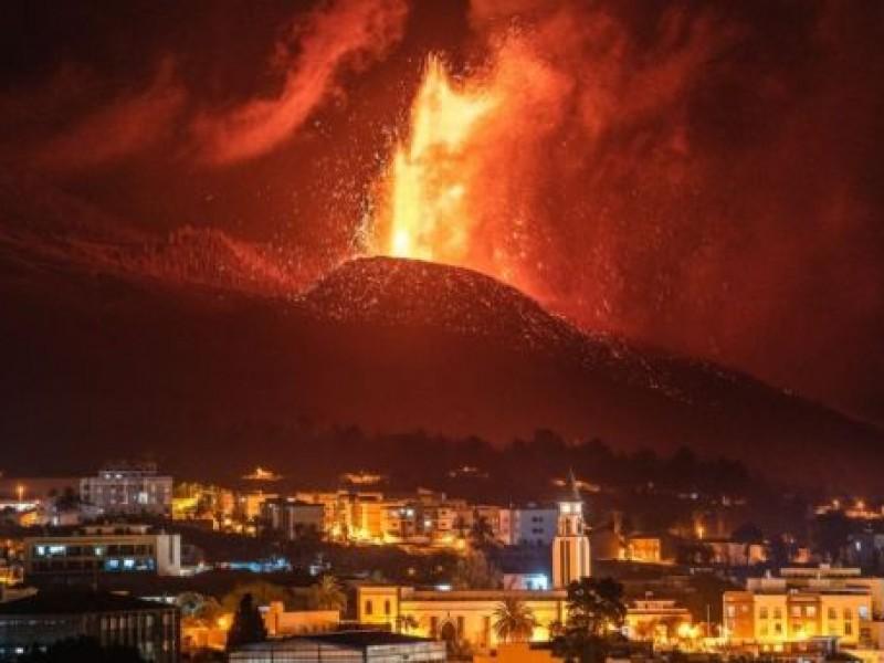 La Palma es declarada zona catastrófica por erupción volcánica