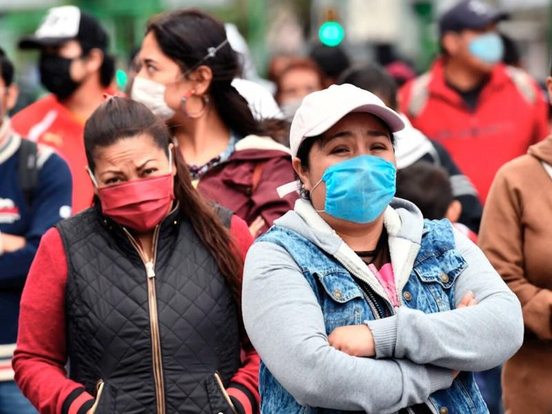 La pandemia aún no está