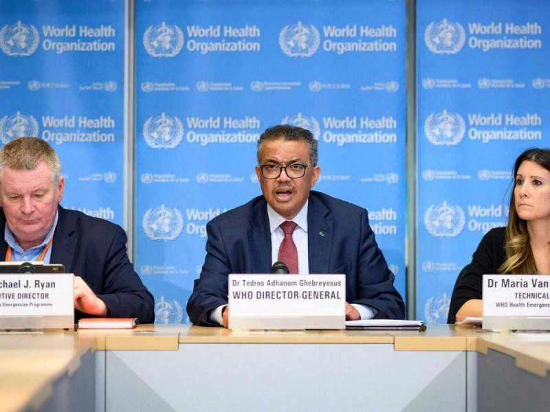 La pandemia está lejos de terminar: OMS