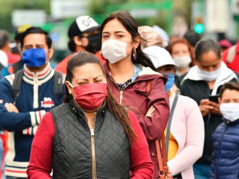 """""""La pandemia se extenderá hasta octubre"""": López Gatell"""