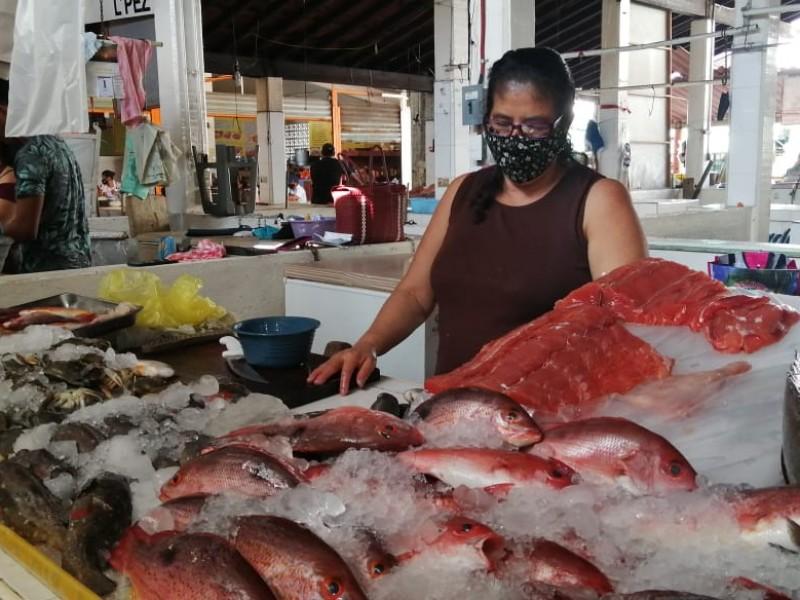 La pandemia también ha influido al precio del pescado