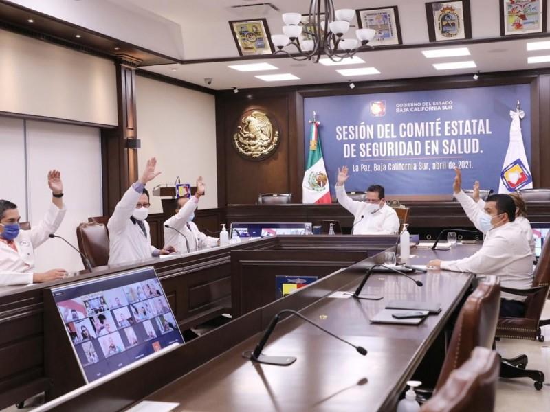 La Paz retrocede al nivel 4 del semáforo epidemiológico