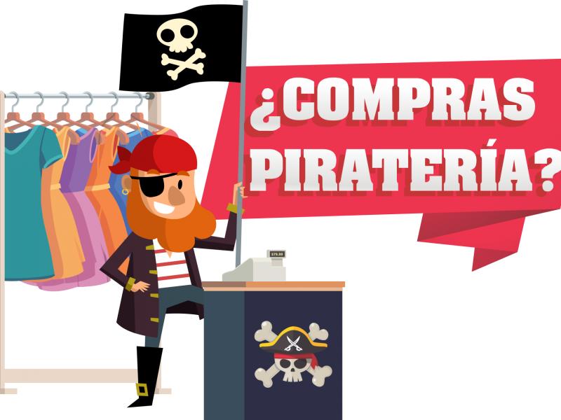 La PGR aseguró mercancía pirata