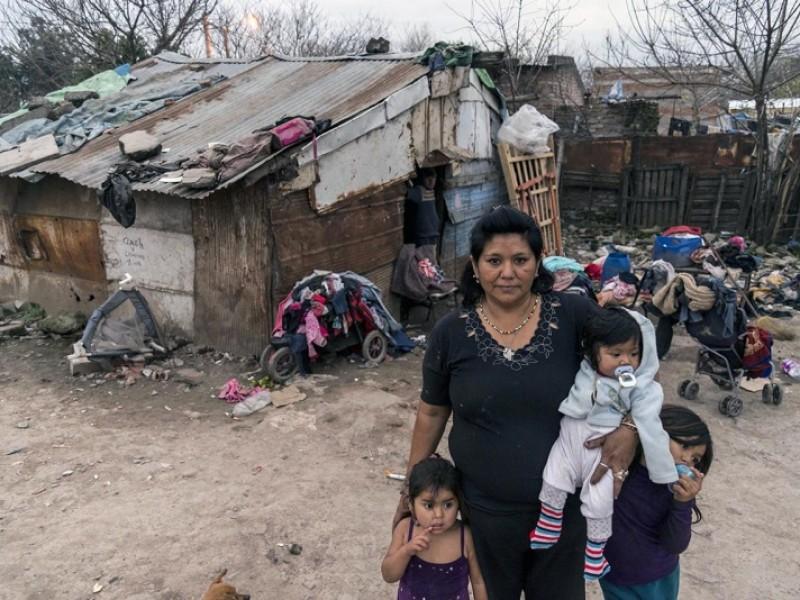 La pobreza asciende al 27,3% en Argentina