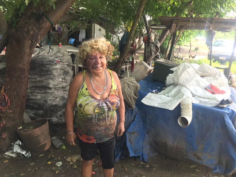 La pobreza en Veracruz a unos minutos de zona turística