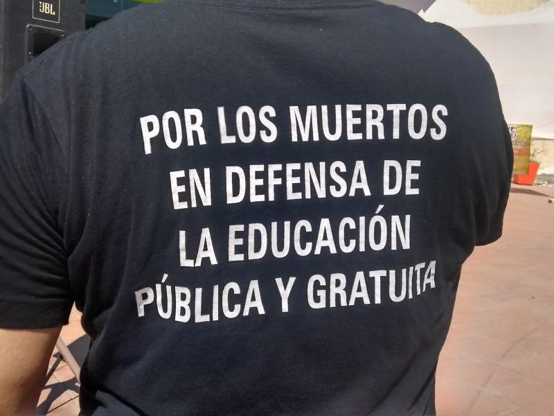 La Reforma Educativa solo fue maquillada: CNTE