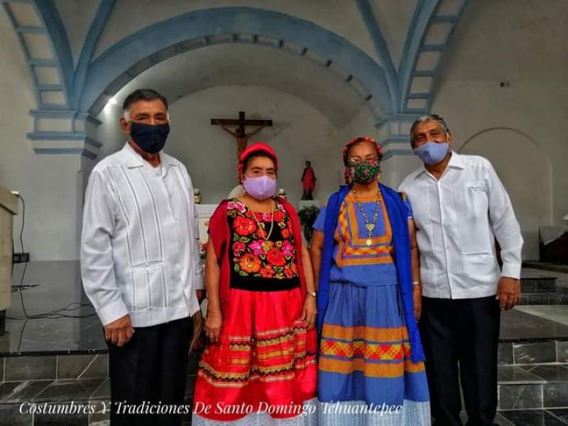 La selección del Xua´na o principal, una tradición en Tehuantepec