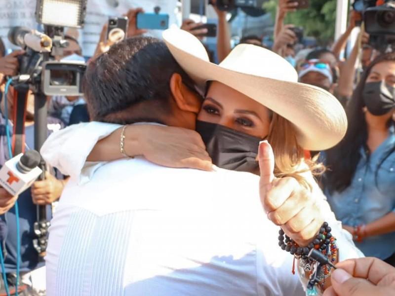 """La """"Torita"""" asegura ganó la elección en Guerrero"""