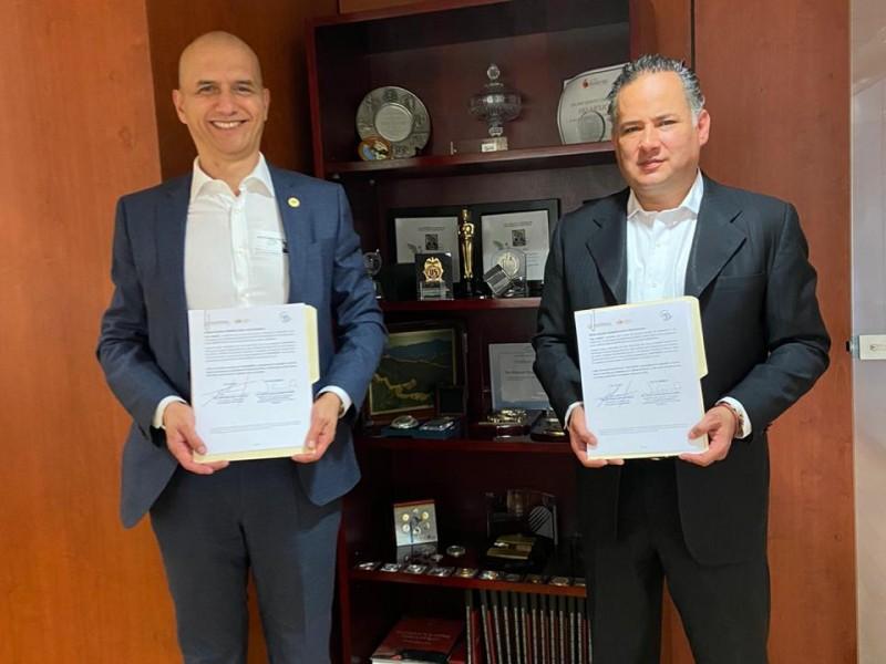 La UIF y el Consejo Ciudadano lucharan contra la trata