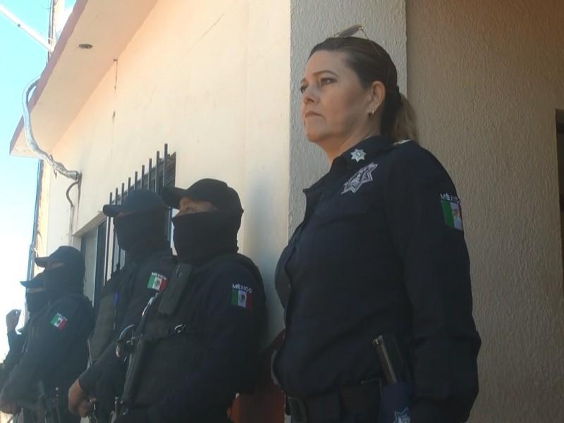 La única mujer al frente de Seguridad Pública en Sonora