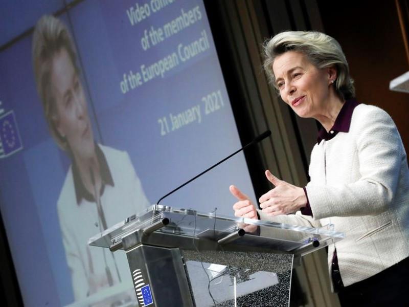 La Unión Europea (UE) controla las exportaciones de vacunas