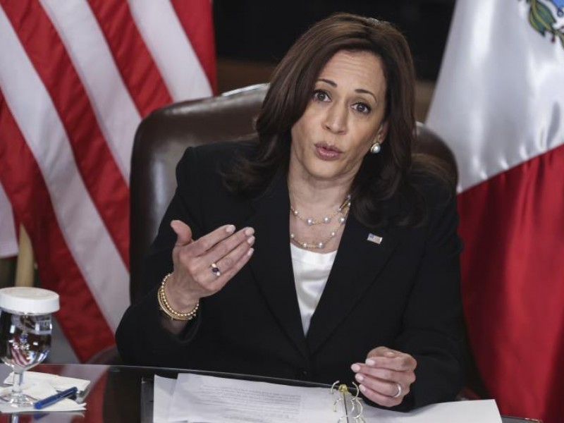 La vicepresidenta Kamala Harris visitará la frontera de El Paso