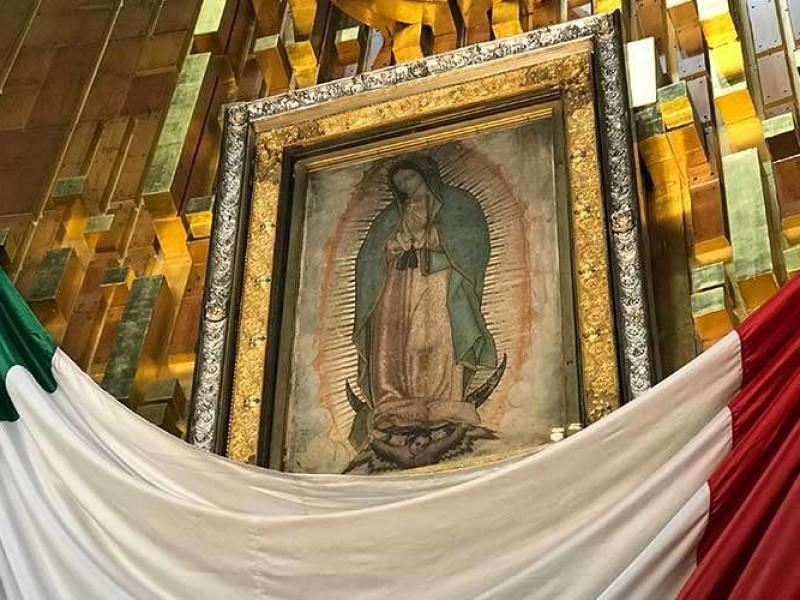 La Virgen de Guadalupe comparte su música