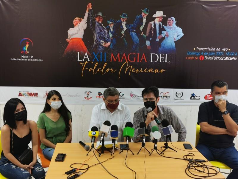 La XII Magia del folclor mexicano regresa a Los Mochis